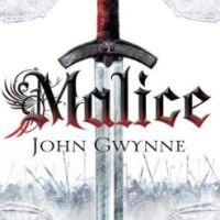 Review of ~ John Gwynne - Malice (The Faithful and the Fallen #1)